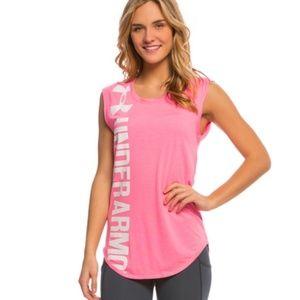 Under Armour Women's Vertical Logo Tunic